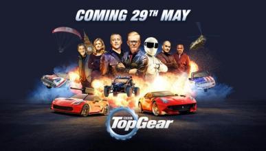¡El nuevo Top Gear ya tiene fecha de estreno!
