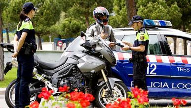 Multas en moto: ¿cuáles son las 10 más frecuentes?