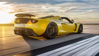 El Hennessey Venom GT Spyder podría ser todavía más rápido