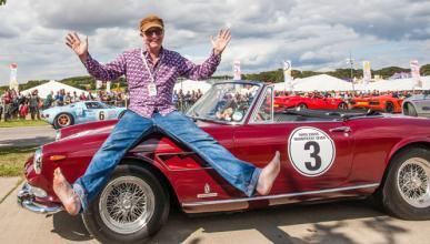 Chris Evans (Top Gear) quiere cobrar menos dinero