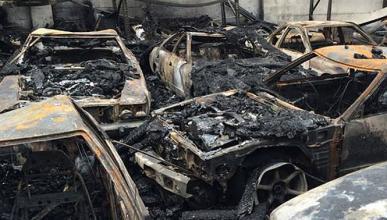 La masacre de Nissan Skyline podría deberse a la marihuana