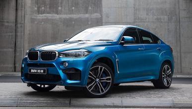 El X6 M es más rápido de lo que dice BMW