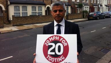 El nuevo alcalde de Londres quiere acabar con el tráfico