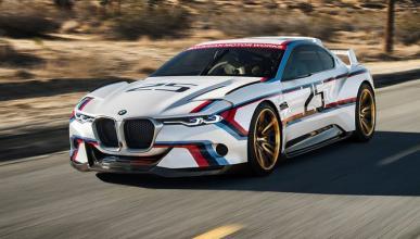 BMW podría estar preparando un rival para el Porsche 911