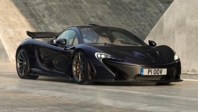 A la venta un McLaren P1 con 50 km