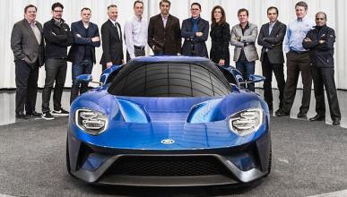 Ford rompe con el 'capo' del GT