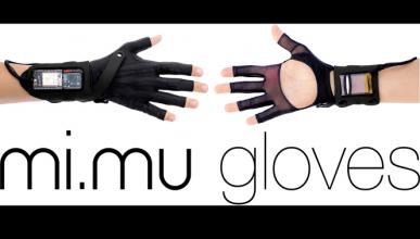 mi.mu gloves guantes interactivos mazda space