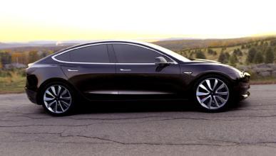 Crea tu Tesla Model 3 soñado con este configurador