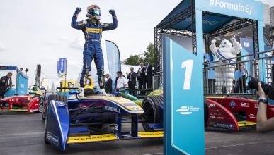 Fórmula E 2016, Berlín: Buemi gana y aprieta el campeonato