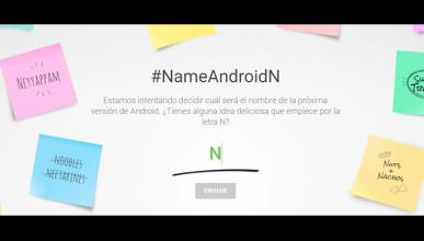 Ayuda a Google a encontrar el futuro nombre de Android N