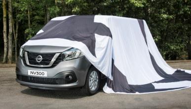 El primer teaser del Nissan NV300