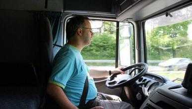 Detenido un camionero por sextuplicar la tasa de alcohol