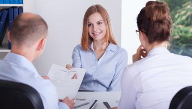 """4 trucos para aprovechar los primeros 30"""" de tu entrevista"""