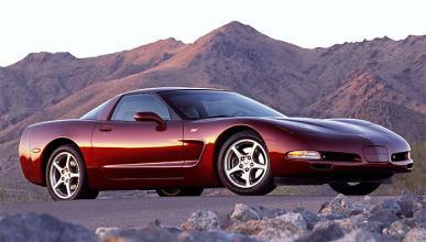 Cinco deportivos V8... ¡a precio de saldo!