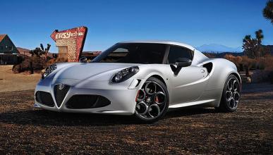 El sucesor del Alfa 4C se llamará Brera