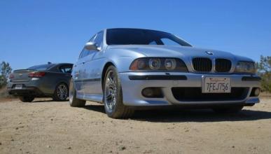Vídeo: el Chevrolet SS se enfrenta al BMW M5 E39