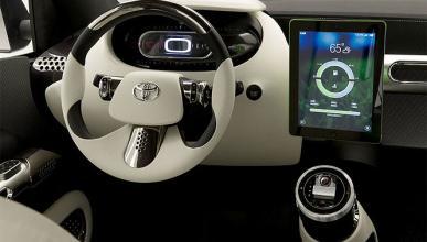 El coche del futuro, según Toyota y Uber
