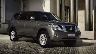 Nissan prepara un gran SUV, ¿vuelve el Nissan Patrol?