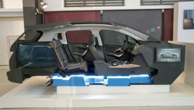 El Grupo PSA planea cuatro coches eléctricos para 2021
