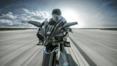 Vídeo: Kenan Sofuoglu pone la Kawasaki H2R a ¡391 km/h!