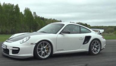 Vídeo: Porsche 911, duelo de generaciones