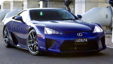 5 secretos que desconocías del Lexus LFA