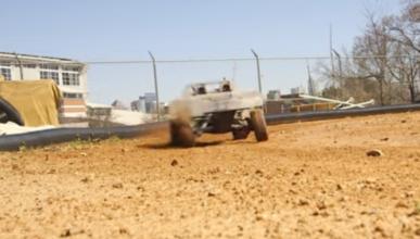 Vídeo: coches autónomos en los rallys, ¿será posible?