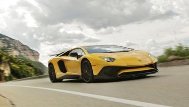 Conducimos el Lamborghini Aventador SV en carretera abierta