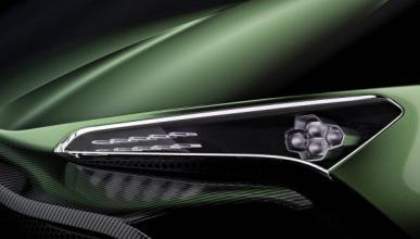 Un 'súper Aston Martin' será presentado este verano