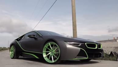 Vídeo: ¿puede ser el BMW i8 ese urbano que estás buscando?
