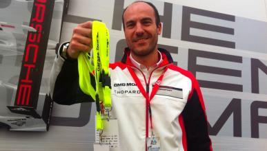 Roberto, el ingeniero español que puede ganar Le Mans 2015