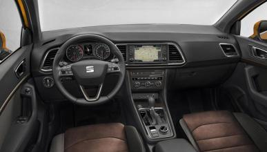 Las armas tecnológicas del Seat Ateca, el nuevo SUV español