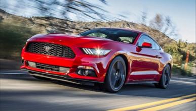 El Ford Mustang tendrá cambio de 10 velocidades