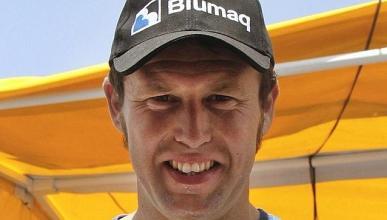 Bernat Martínez ya tiene su propia curva en Cheste