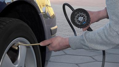 Por qué no debes poner más presión a los neumáticos