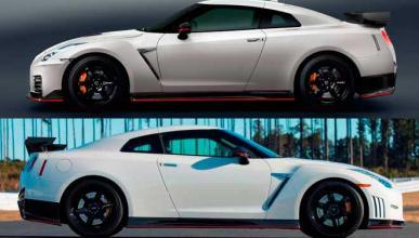 ¿Cuál es más macarra, el Nissan GT-R Nismo 2016 o el 2017?