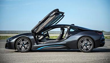 BMW i8S, súper híbrido deportivo en camino