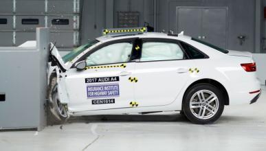 Este es el coche más seguro, según pruebas norteamericanas