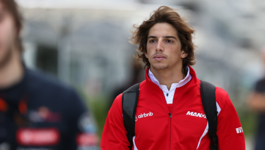 Roberto Merhi participará en las 24H de Le Mans 2016