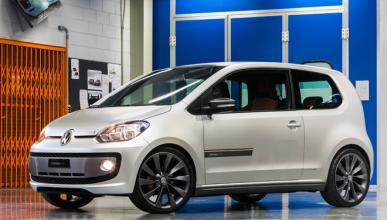 Volkswagen prepara un up! GTI con 113 CV
