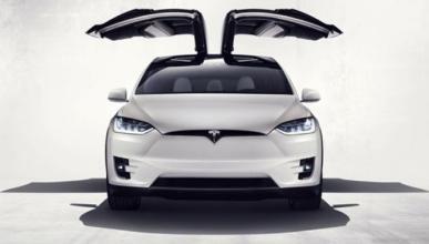 Tesla tiene un problema con las puertas del Model X