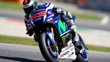 Libres MotoGP Catalunya 2016: Lorenzo sigue a lo suyo