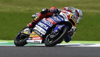 Libres Moto3 Catalunya 2016: Antonelli quiere volver