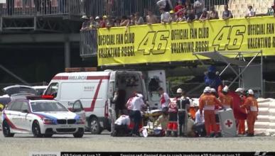 Moto2 Catalunya 2016: Luis Salom fallece tras un accidente