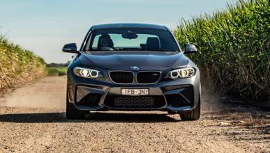 BMW prepara un M2 Gran Coupé para 2019