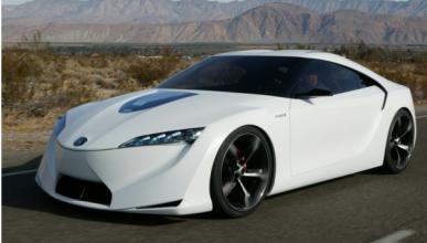 Toyota registra el nombre de Supra en Europa
