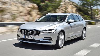 Prueba: Volvo V90 2016