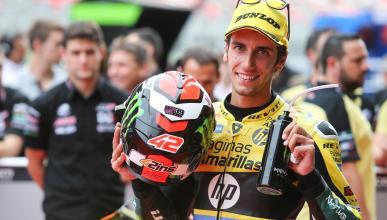 MotoGP 2017: Álex Rins ficha por Suzuki por dos años