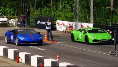 La diferencia entre un Lamborghini Huracán con y sin turbo