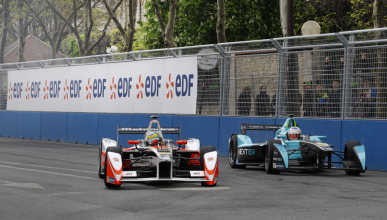 Borrador del calendario de Fórmula E 2016-2017